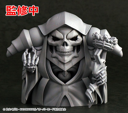 Nendoroid Ainz Ooal Gown (OVERLORD) | by animaster