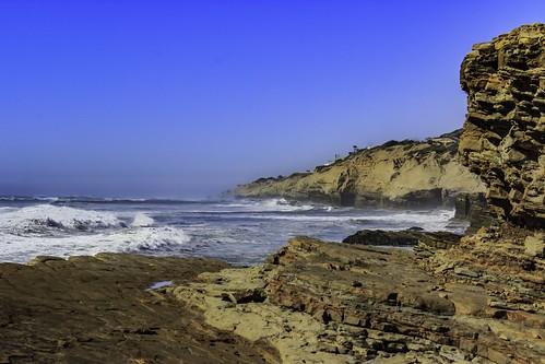 life california ca usa bay coast harbor us marine sandiego unitedstatesofamerica navy coastal np nationalmonument pointloma cabrillo westcoat
