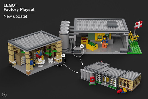 LEGO Factory Playset - update #1 | by BrickJonas