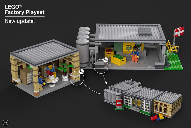 LEGO Factory Playset - update #1