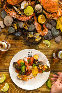 Clam Bake   by amairphoto