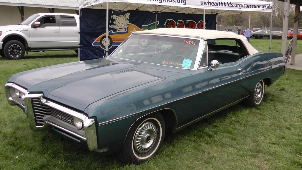 68 Pontiac Catalina Convertible Spring Jefferson Car Sho Flickr