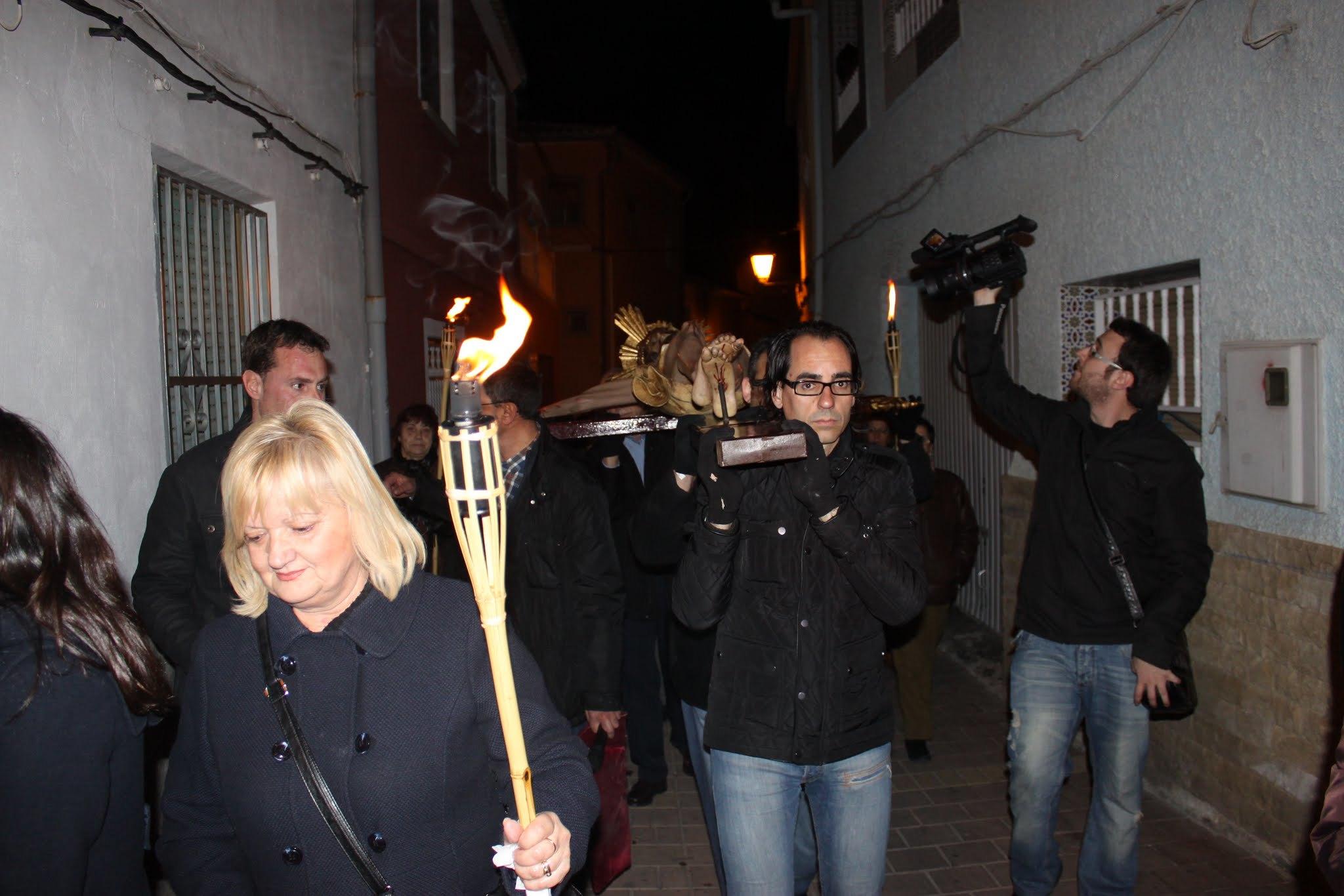 (2013-03-22) - IV Vía Crucis nocturno - Javier Romero Ripoll (40)