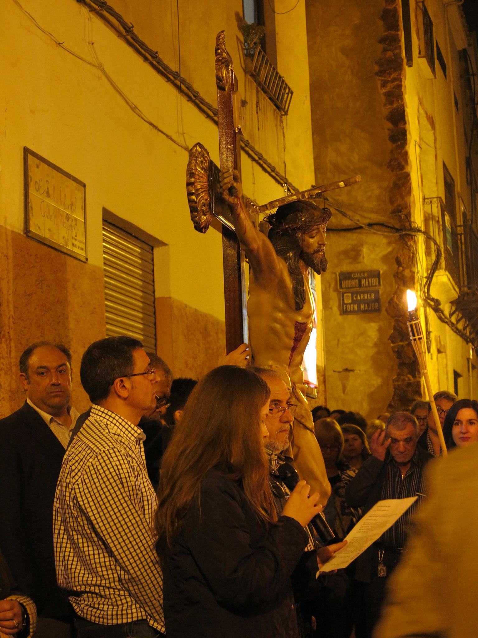 (2014-04-01) - V Vía Crucis nocturno - Antonio José Verdú Navarro (28)