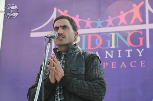 Raj Singh from Lansi expresses his views