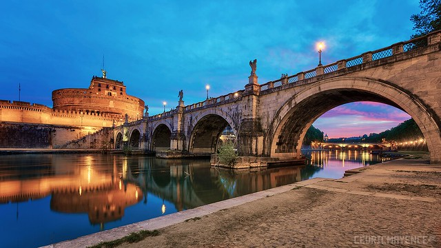 Castel Sant'Angelo - Rome (IT)