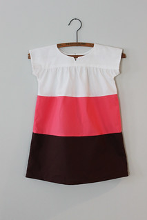 Neapolitan Ice Cream Dress | by olive bunny
