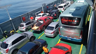 Ferry Crossing from Puerto Montt to Chiloé | by blueskylimit