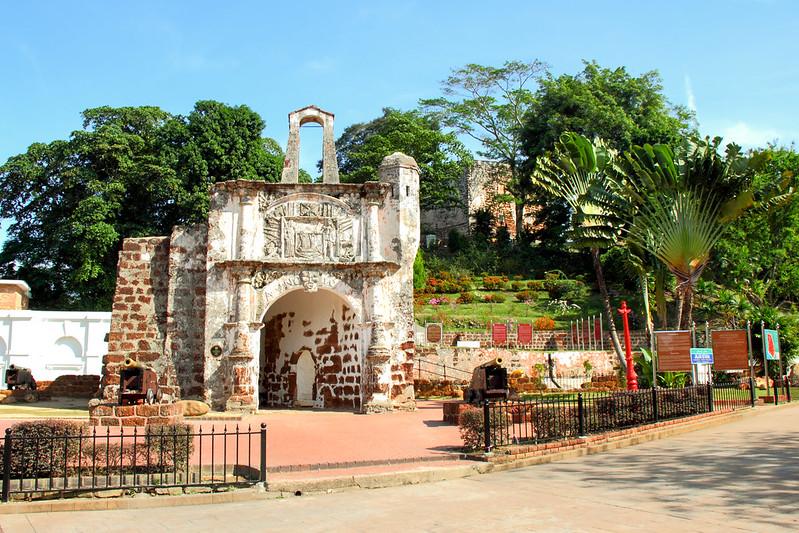 The Historic A Famosa, Melaka