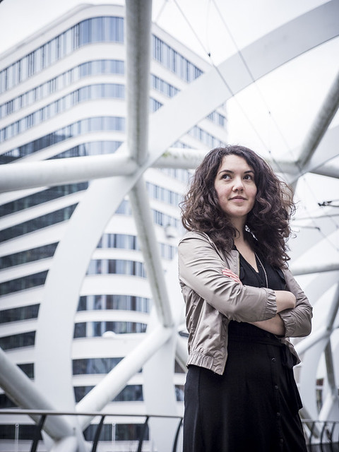 Laura, The Hague 2015: This girl means business