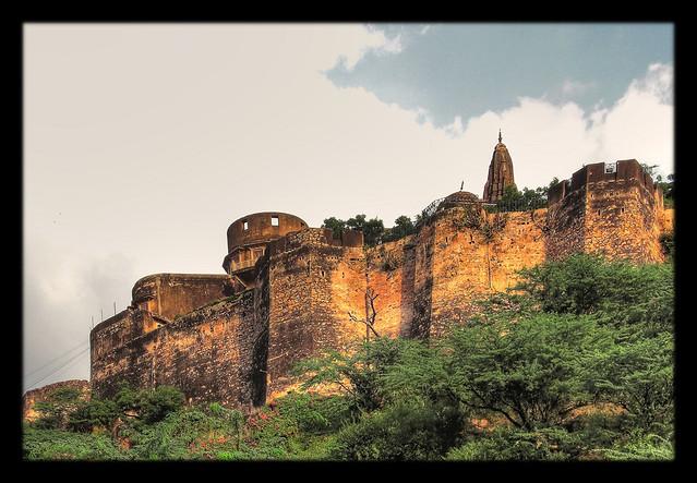 Jaipur IND - Moti Doongri Fort 01