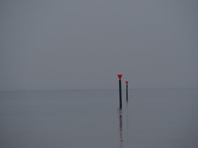 Ostsee in Winterstimmung
