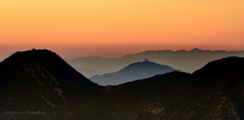 california usa telescope wilson hooker hubble