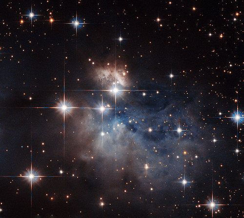 Hubble and a Stellar Fingerprint | by NASA Goddard Photo and Video