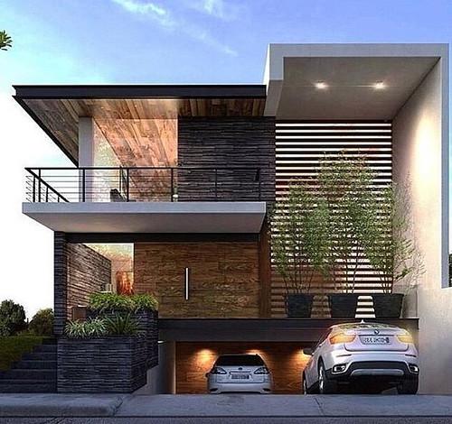 Desain Rumah Minimalis Modern 2 Lantai Via Blogger Rumah M Flickr
