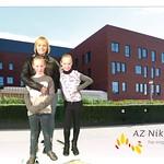 16-03-17 tot 20 Opening AZ Nikolaas campus Beveren