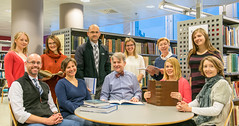 Arctic Council Secretariat Staff Group Photo 2015