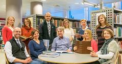 Arctic Council Secretariat Staff Group Photo 2015