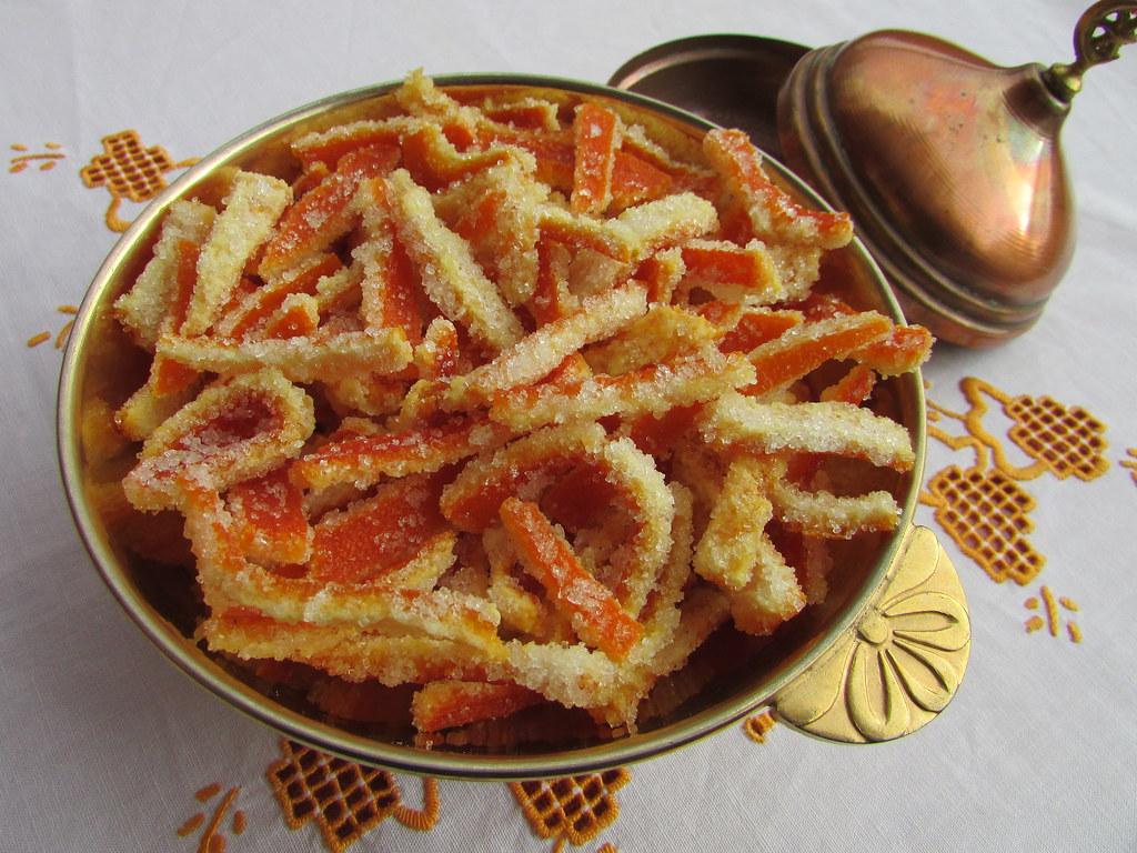 Mandarine e terur