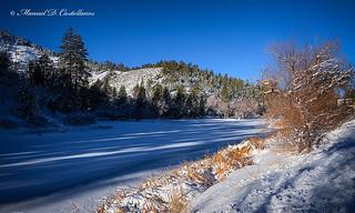 Jackson Lake,Wrightwood CA