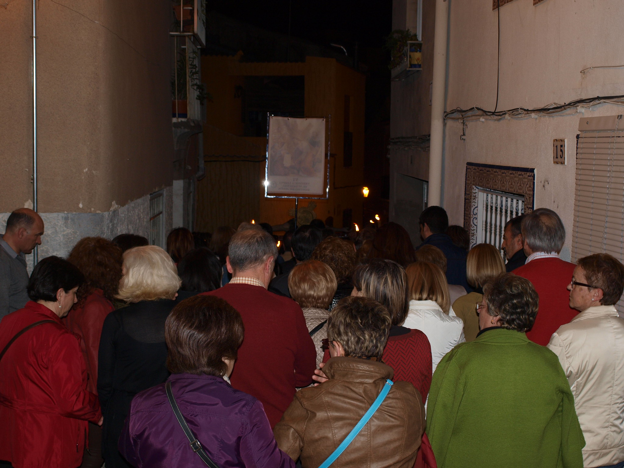 (2014-04-01) - V Vía Crucis nocturno - Paloma Romero Torralba (13)