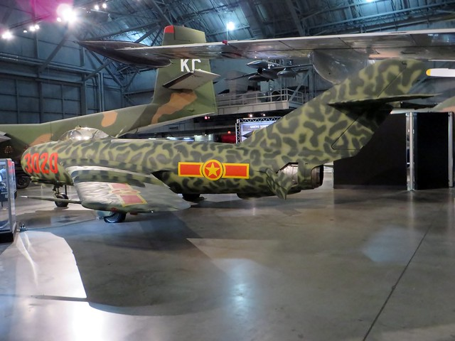 799 3020 National Museum of the USAF Wright-Patterson AFB 30 November 2015