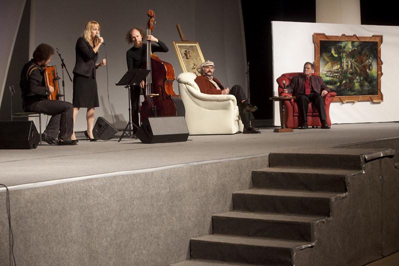 2010 Ko oči mislijo - razstava Benedetti-Horvat-Barovič - foto Uroš Zagožen
