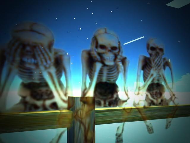 Morality Monkey -Skeleton Keys  To A Peaceful Life