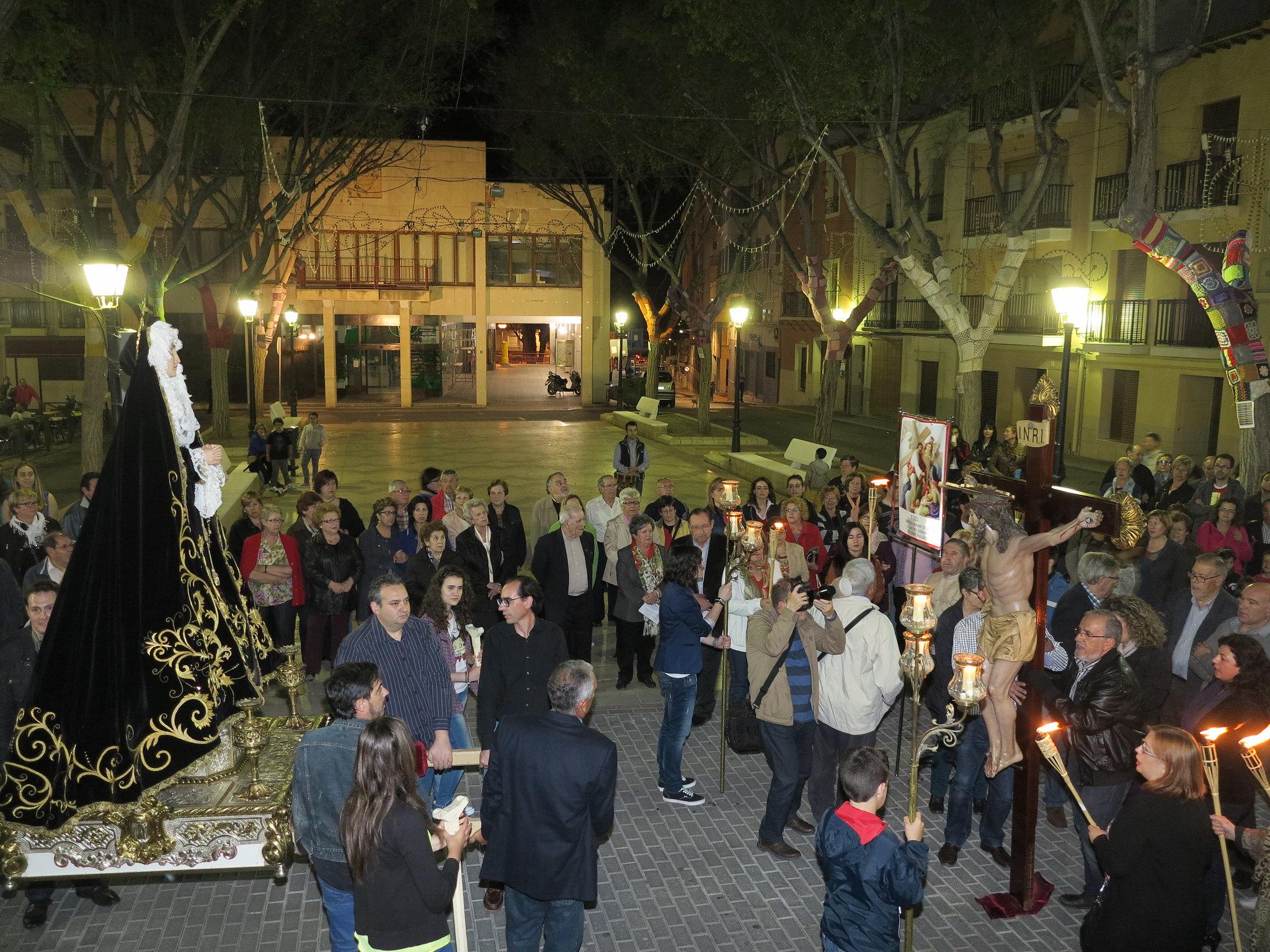 (2014-04-01) - V Vía Crucis nocturno - Antonio José Verdú Navarro (36)