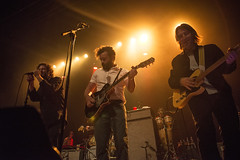 Danny Masterson Adam Bush and Bijou Phillips_Best Fest Fleetwood Mac Fest_The Fonda_Feb 10 2015 (1)