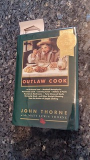 Outlaw Cook by John Thorne Essays on food and cooking, with recipes   by @Stephen