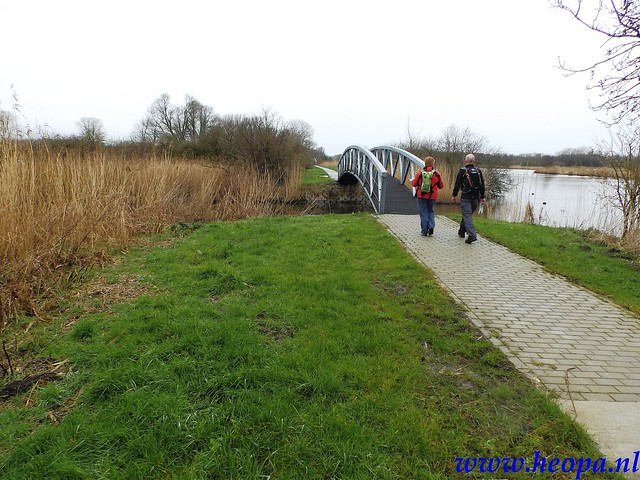 2016-02-20 Nobelhorst Almere 26.1 Km (28)