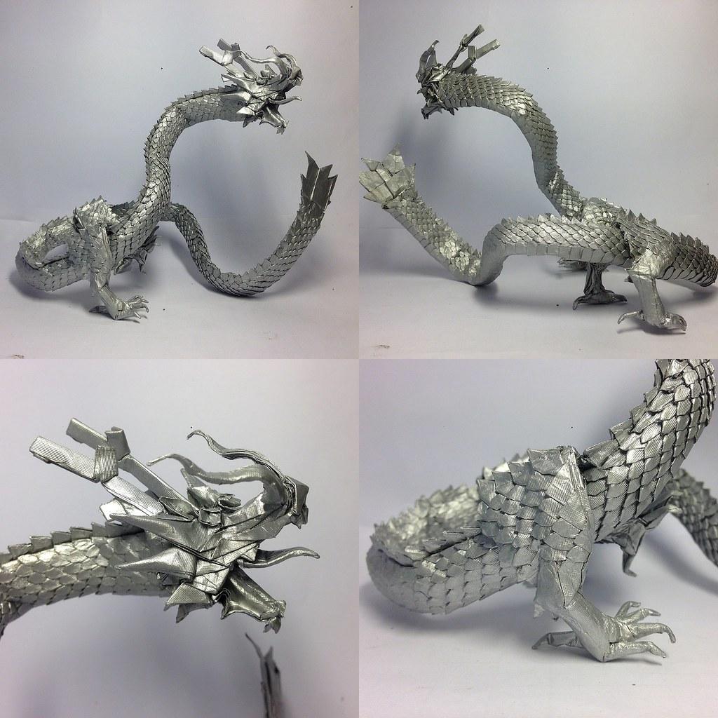 Ryujin 3 5 Design By Kamiya Satoshi Fold By Me I Used Tiss