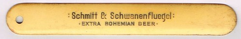 Extra-Bohemian-Beer-Foam-Scrapers-Schmitt-and-Schwanenfluegel   by jbrookston