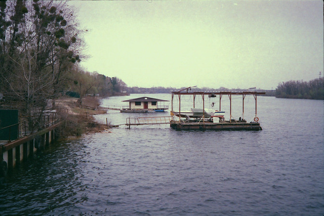 Life on the river