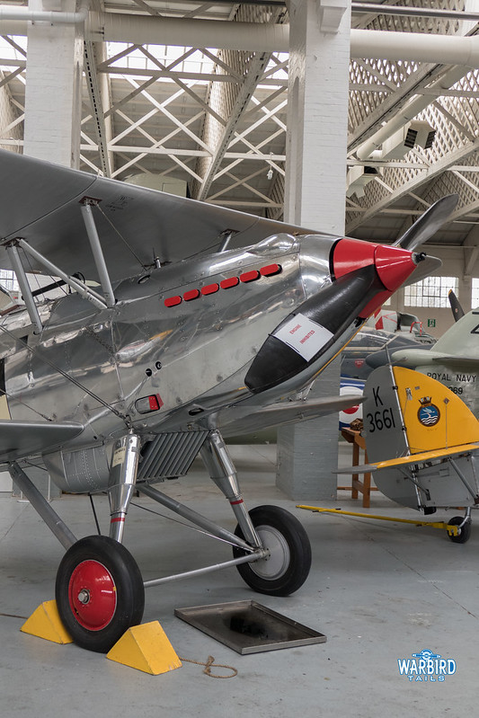 1930s Silver Wings: The Hawker Biplane Family – Warbird Tails