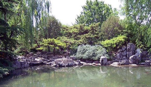 china geotagged 中国 teich shandong jinan 池 济南 chn 山东 baotuspringpark 趵突泉公园 geo:lat=3666090582 geo:lon=11701117517
