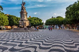 Praça São Sebastião - Manaus | by Phil Marion (173 million views - THANKS)