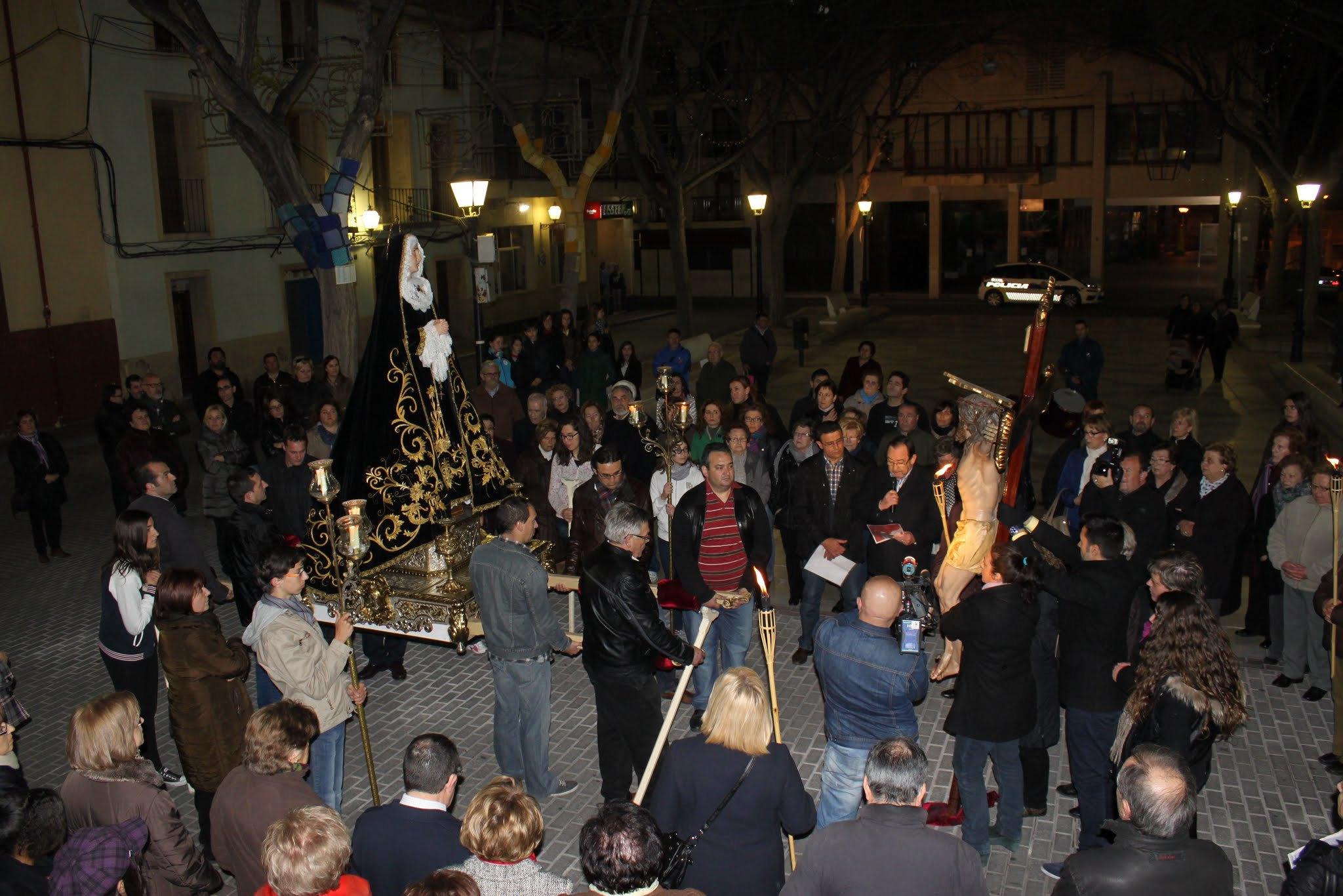 (2013-03-22) - IV Vía Crucis nocturno - Javier Romero Ripoll (111)