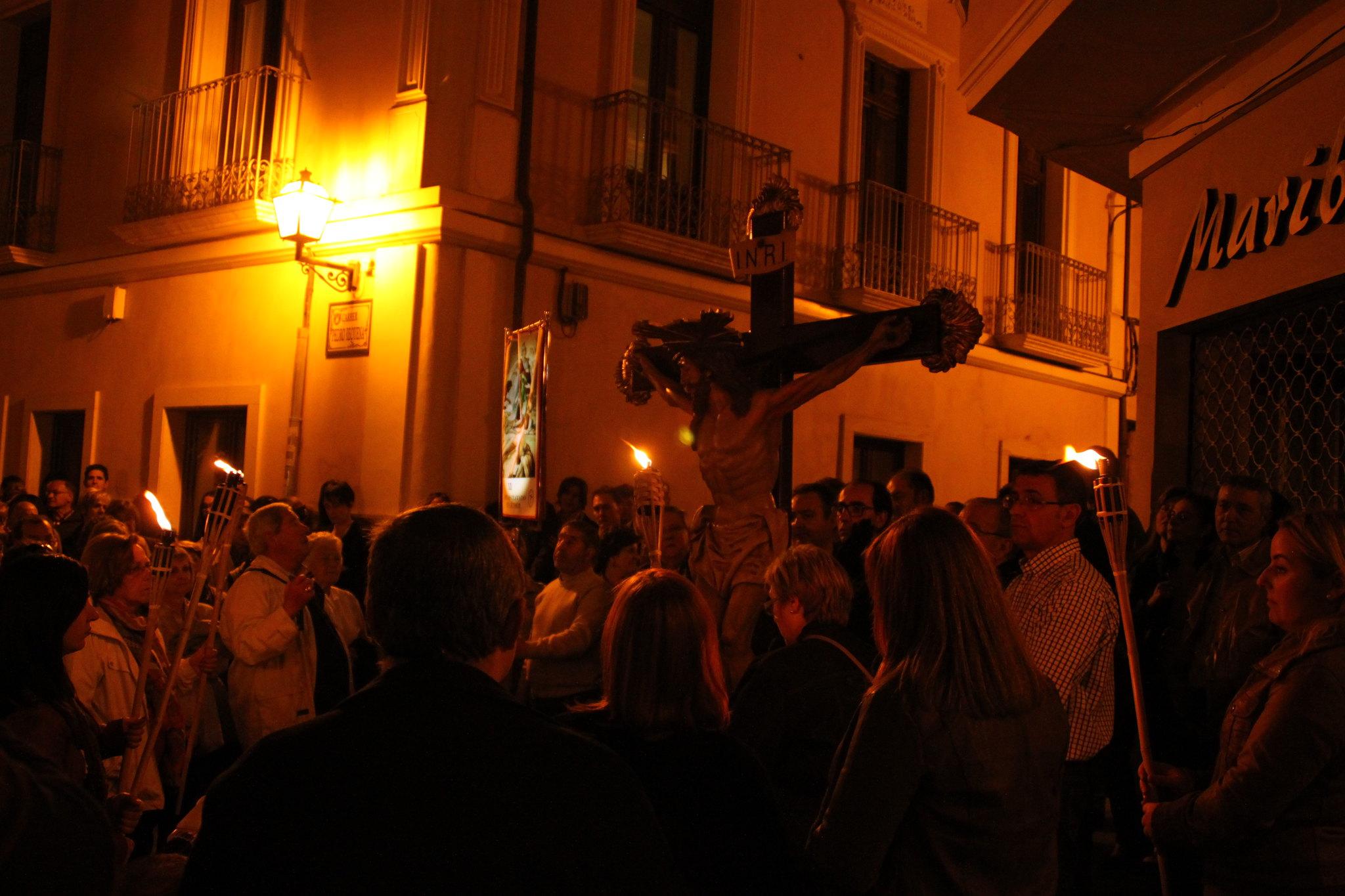 (2014-04-01) -  V Vía Crucis nocturno - Javier Romero Ripoll (126)