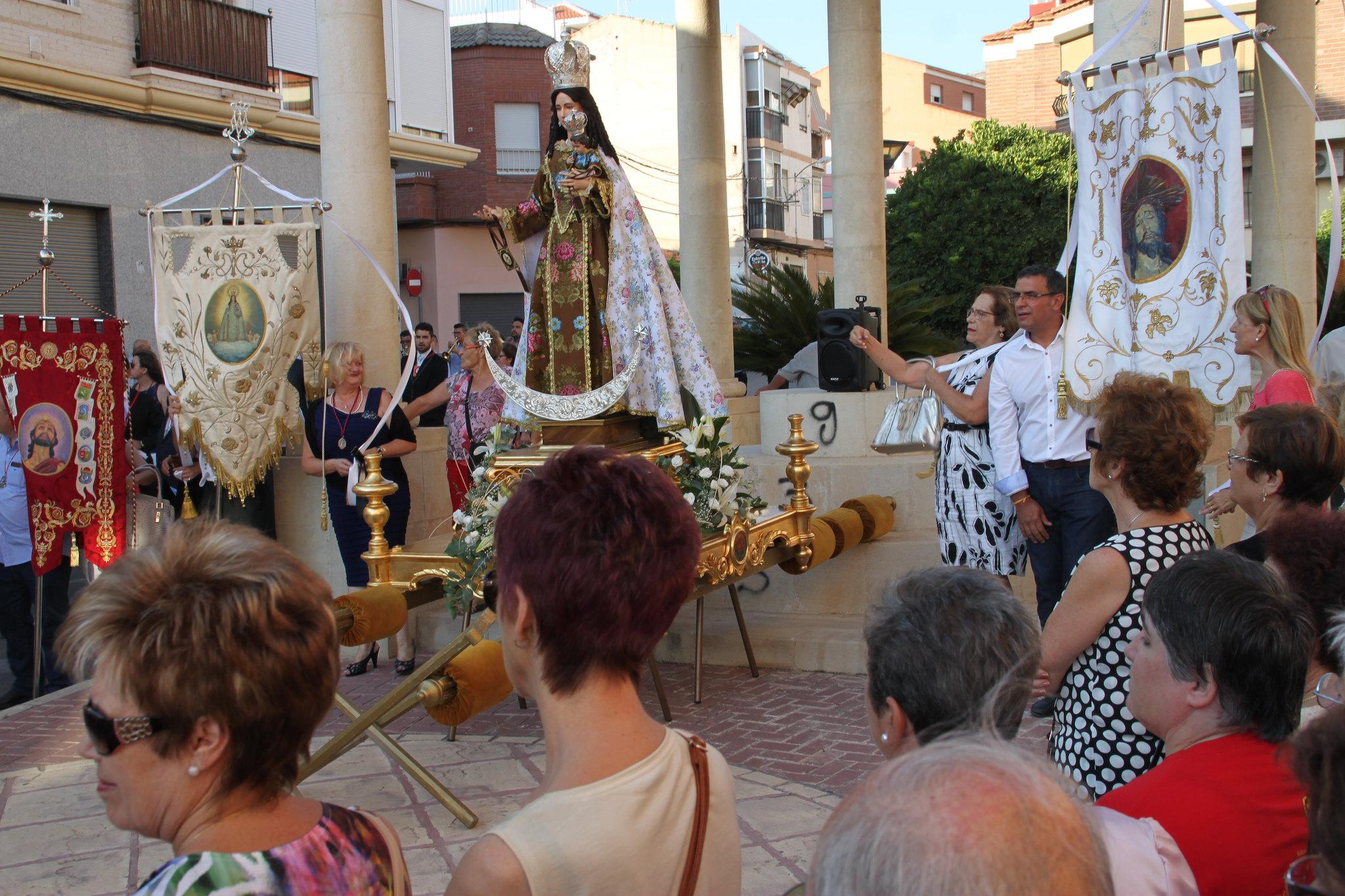 (2015-07-12) - Virgen del Carmen, parroquia La Santa Cruz - Javier Romero Ripoll (53)