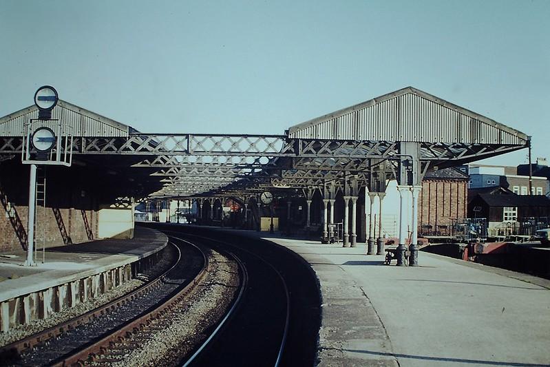 West Hartlepool station