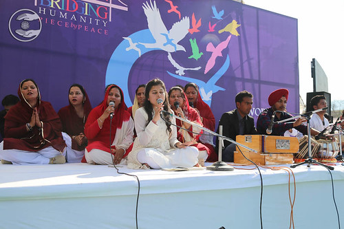 Devotional song by Sonali and Saathi from Udhampur