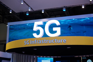 5G - Mobile World Congress 2016 | by Janitors