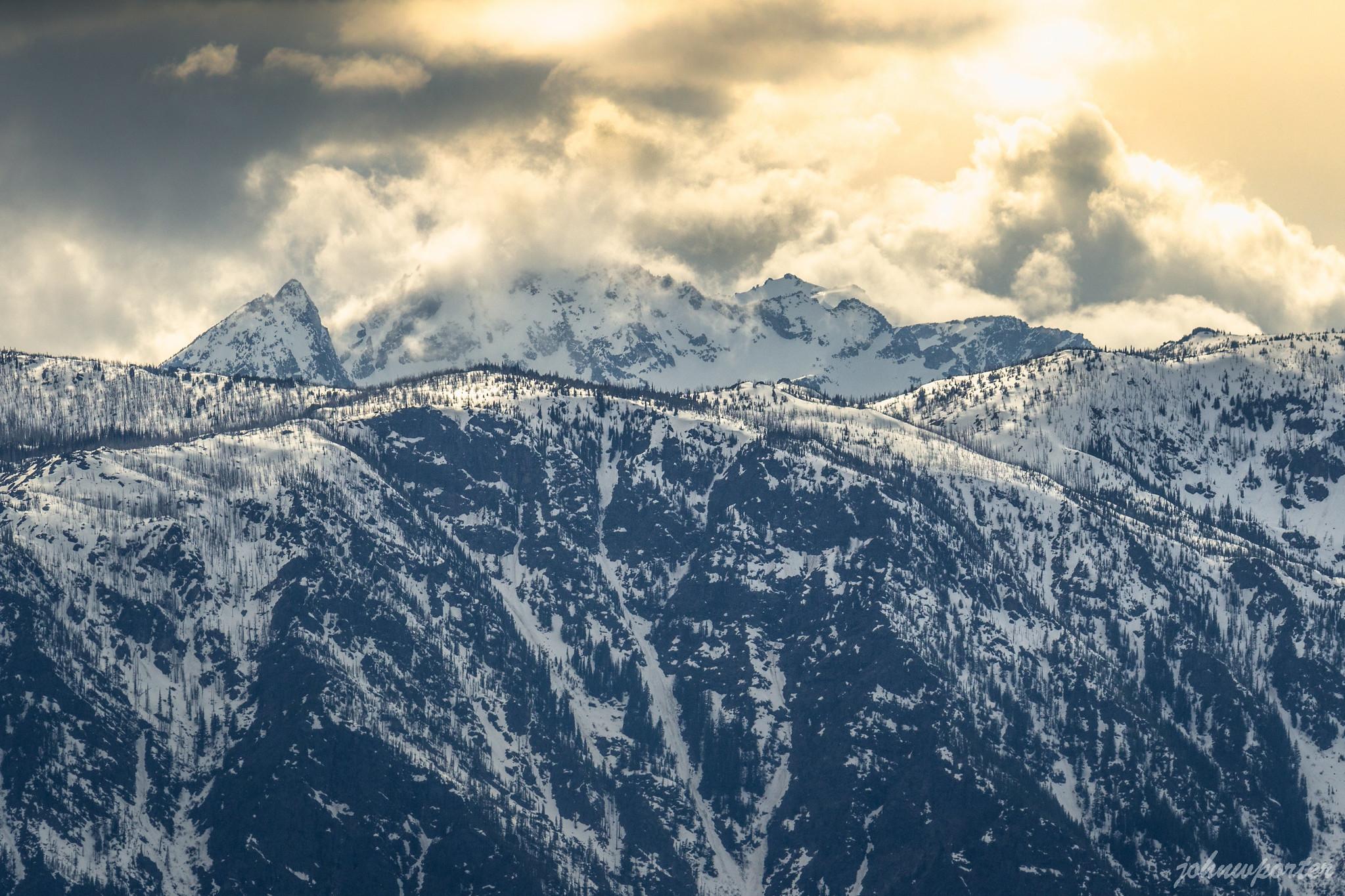 Cashmere Mountain