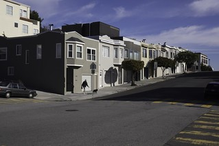 Potrero Hill, 20th Street and Texas Street. | by ralphW