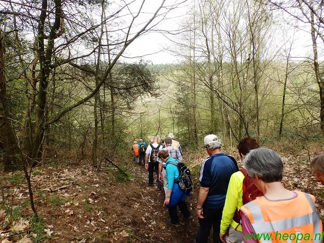 2016-04-13    2e Dag van Lunteren 25 Km  (125)