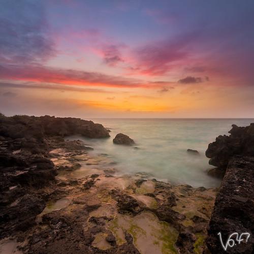 ocean morning sea sky cloud beach water rock sunrise landscape dawn coast tide atlantic shore d750 bermuda