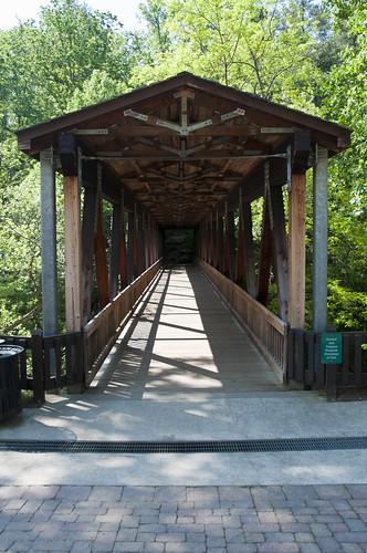 bridge usa water georgia nikon wasser unitedstates hiking dam roswell ruin hike trail coveredbridge bigcreek vickerycreek fultoncounty oldmillpark roswellmill d5000 fisherbray