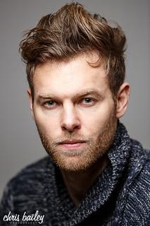 Ben Angel Headshot | by Chris Bailey Photographer